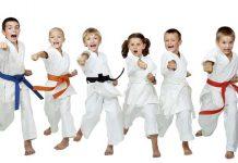 آموزش کاراته به کودکان