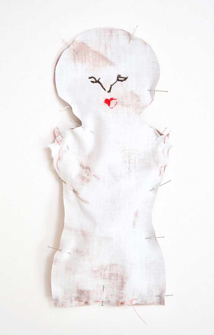 آموزش ساخت عروسک زیبا22