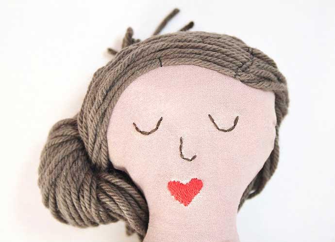 آموزش ساخت عروسک زیبا25