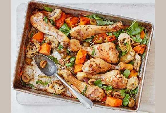 َآشپزی با مرغ