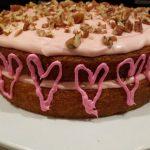کیک خانگی ساده2