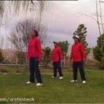 آموزش ایروبیک زنان1
