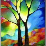 طرح-های-جدید-نقاشی-رنگ-روغن-20
