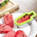 میوه آرایی با هندوانه و خیار8