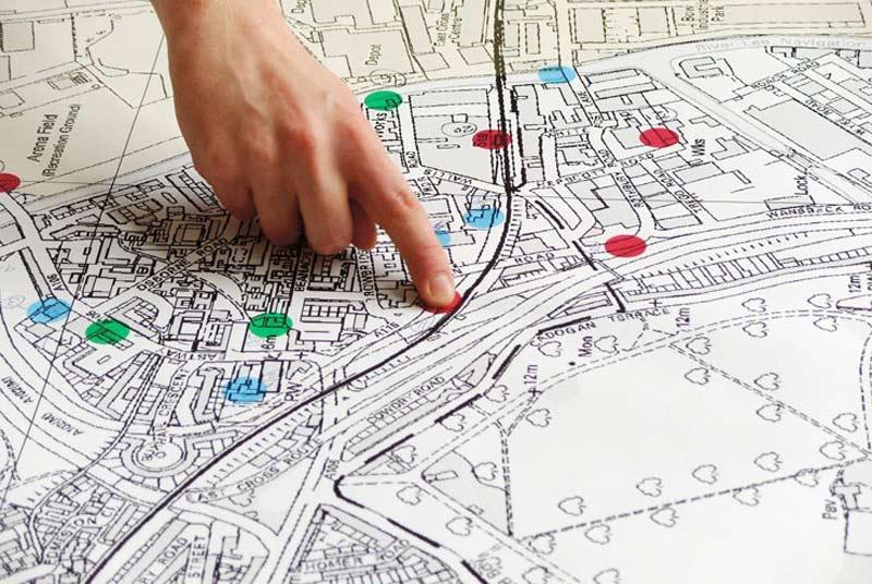 کار نقشه برداری چیست و درآمد آن در بازار امروز ایران چگونه است؟ - هنر فردی