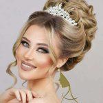 مدل موي عروس ايراني-اروپايي18