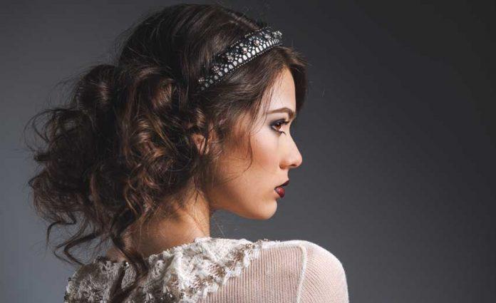 مدل موی عروس ایرانی-اروپایی