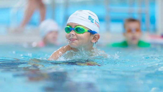 آموزش شنا به کودکان4