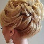 مدل موی عروس ایرانی-اروپایی2