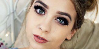 مدل آرایش صورت زیبا
