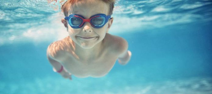 آموزش-شنای-دوچرخه