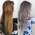 استایل موی زنانه بلند 2