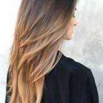استایل موی زنانه بلند 24