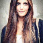 استایل موی زنانه بلند 37