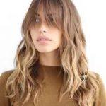 استایل موی زنانه بلند 5