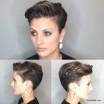 استایل موی زنانه کوتاه 33