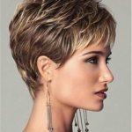 استایل موی زنانه کوتاه 4