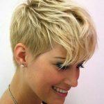 استایل موی زنانه کوتاه 45