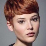استایل موی زنانه کوتاه 8