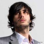 استایل موی مردانه بلند 24