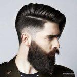 استایل موی مردانه بلند 25