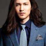 استایل موی مردانه بلند 28