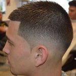 استایل موی مردانه کوتاه 1