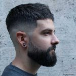 استایل موی مردانه کوتاه 12