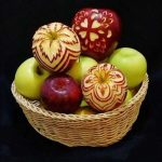 میوه-آرایی-سیب1