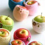 میوه آرایی با سیب و پرتغال5