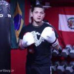تمرین مقدماتی با کیسه Boxing[00-49-11]