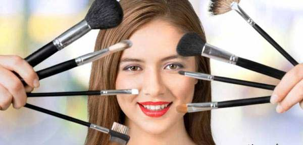 نکات مهم در آرایش عروس اروپایی4