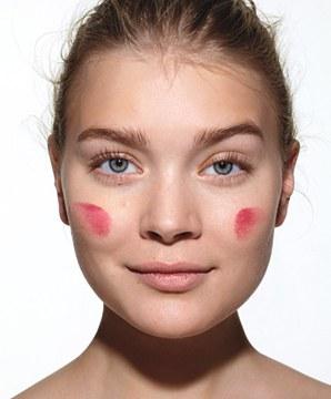 آموزش آرایش صورت 6