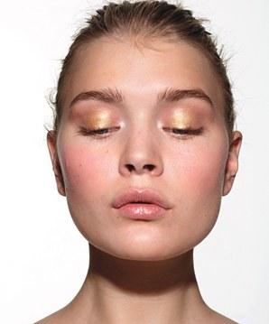 آموزش آرایش صورت 4