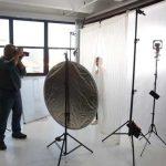 تجهیزات عکاسی با نور مصنوعی