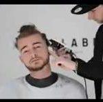 آموزش سایه کاری در آرایشگری مردانه و مدل جدید مو[00-47-17]