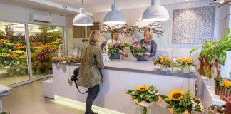 گل-فروشی