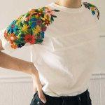 مدل سرمه دوزی روی لباس6