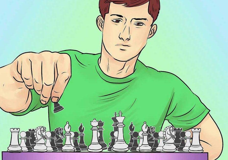 شطرنج حرفه ای 1