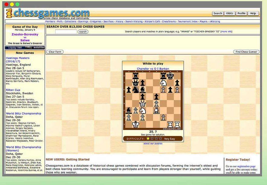 شطرنج حرفه ای 15