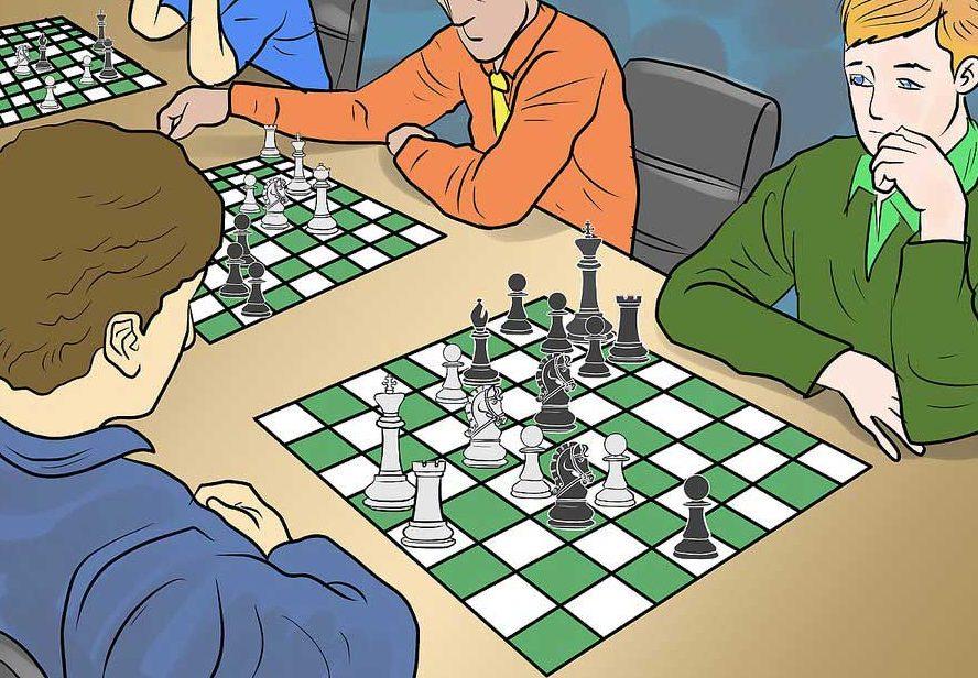 شطرنج حرفه ای 18