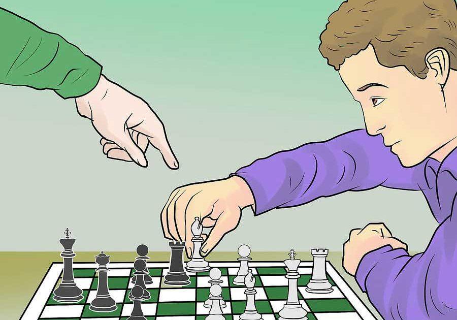 شطرنج حرفه ای 19