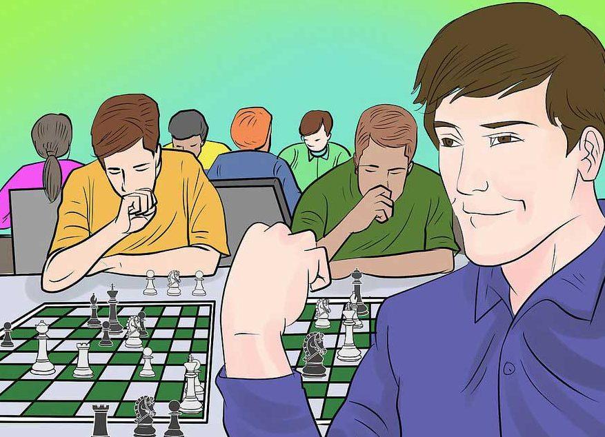 شطرنج حرفه ای 6