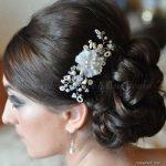 مدل جدید و زیبای شینیون عروس 15