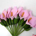 نمونه گلسازی با فوم 13