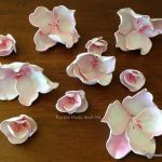 نمونه گلسازی با فوم 3