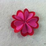 نمونه گلسازی با فوم 8