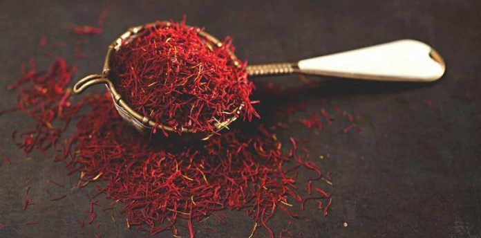 پرورش زعفران