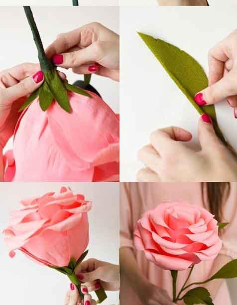 گل-رز-کاغذی0