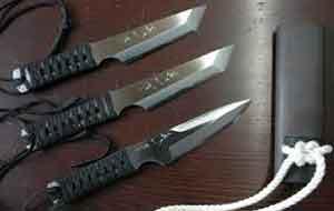 چاقوی-تانتو